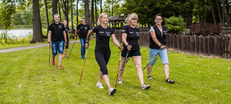 Olsztyn Instruktor Nordic Walking