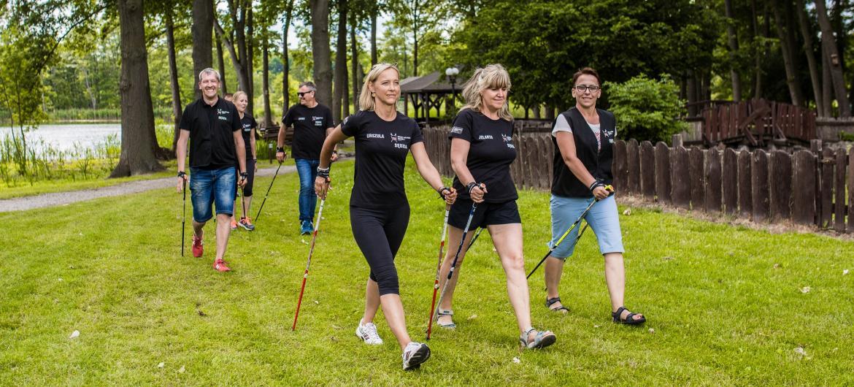 Warszawa Instruktor Nordic Walking