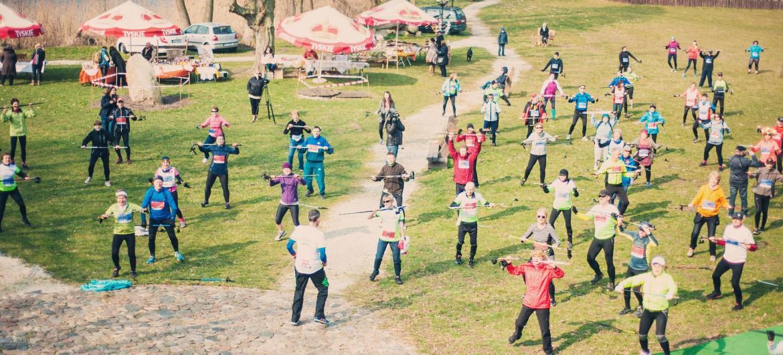 Bydgoszcz Instruktor Nordic Walking