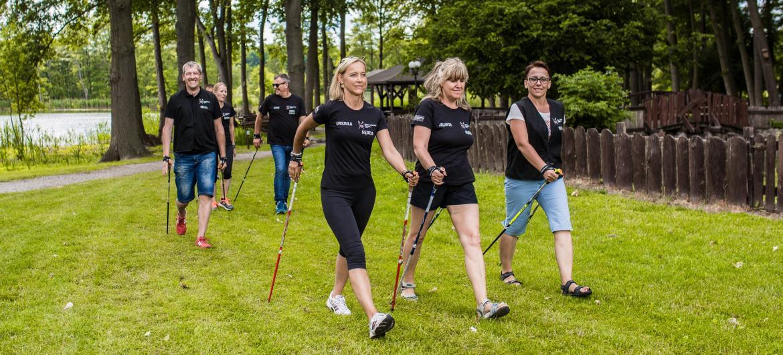 Szczecin Instruktor Nordic Walking