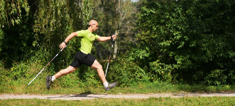 Łódź Instruktor Nordic Walking