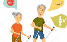 Motywacje i efekty uprawiania Nordic Walking przez osoby starsze
