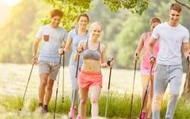 Nordic Walking jako alternatywna forma rekreacji ruchowej