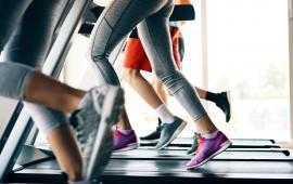 Badanie aktywacji mięśni podczas Nordic Walking - porównanie między chodzeniem konwencjonalnym a wchodzeniem pod górę.