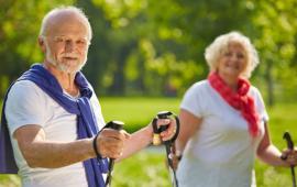 Trening Nordic Walking a sprawność fizyczna kobiet w starszym wieku