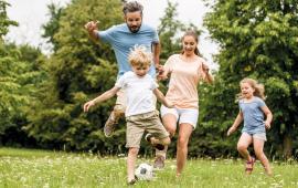 Nordic Walking jako forma masowej aktywności fizycznej