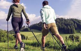 Koszt energetyczny i siły działające na kijki podczas Nordic Walking w różnych warunkach nawierzchni