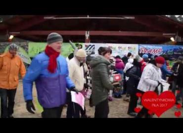 Walentyki w Pile - Korona Wielkopolski 12.02.17